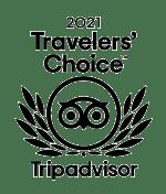 TripAdvisor 2021 Traveler's Choice Award